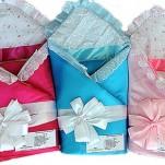 ВЕСНА-ОСЕНЬ  наборы на выписку для новорожденных из роддома